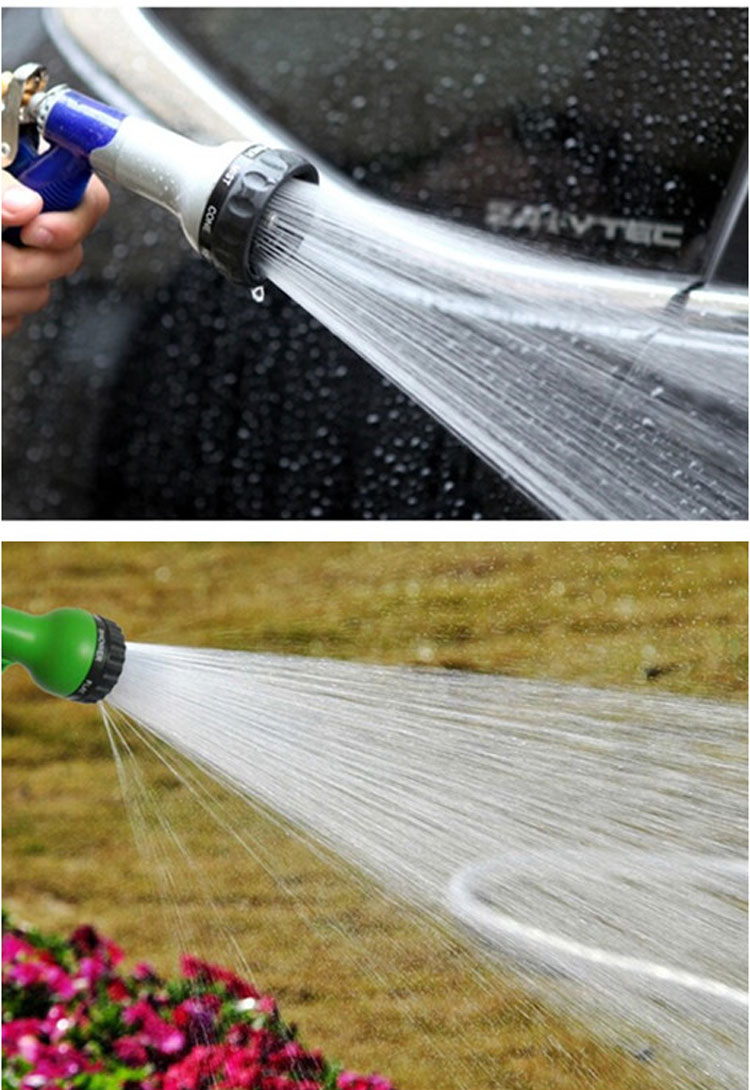 application of expandable garden hose