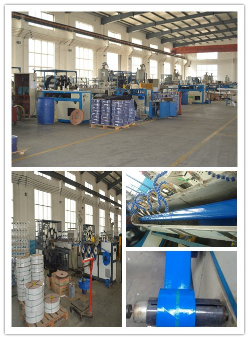 factory of pvc layflat hose