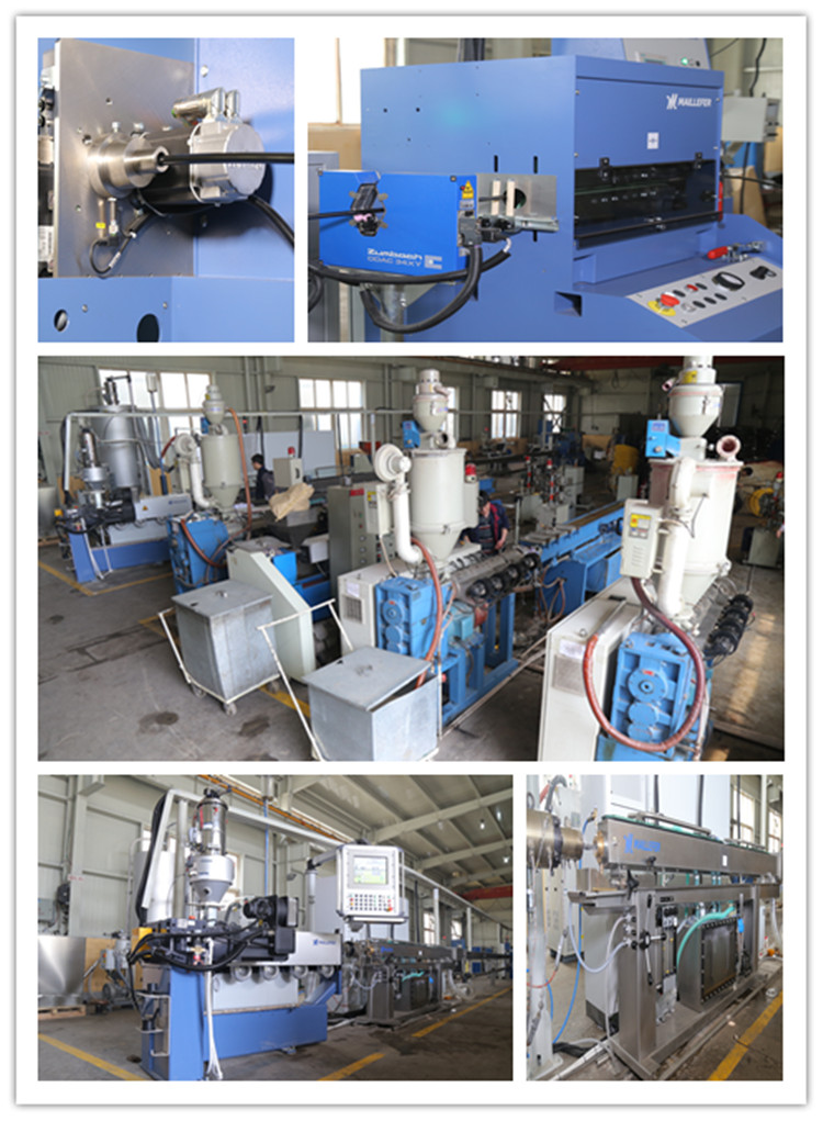 pu pneumatic hose factory