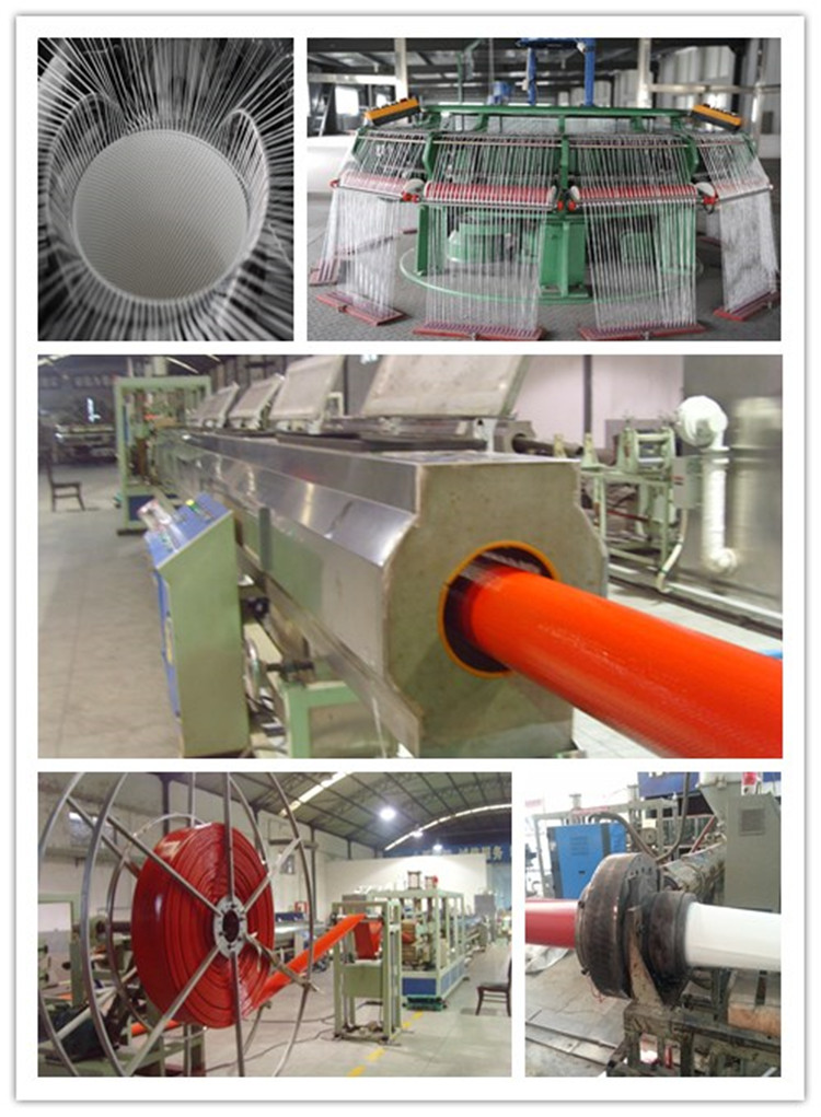 TPU drag hose factory